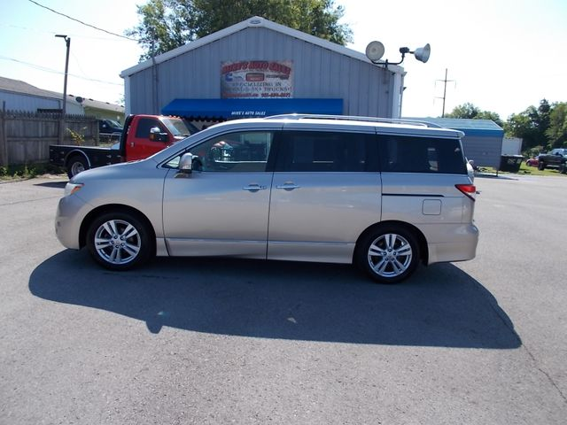 2011 Nissan Quest SL Shelbyville, TN 2