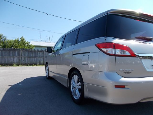 2011 Nissan Quest SL Shelbyville, TN 3