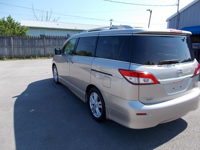 2011 Nissan Quest SL Shelbyville, TN 4