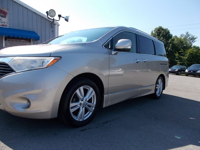 2011 Nissan Quest SL Shelbyville, TN 5