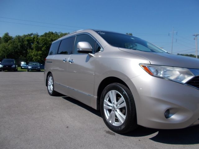 2011 Nissan Quest SL Shelbyville, TN 8