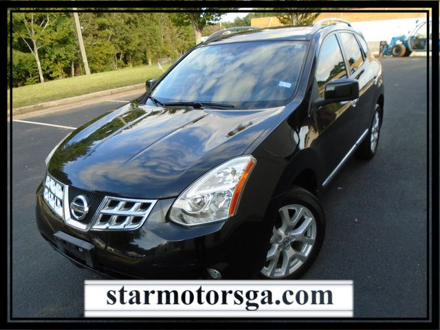 2011 Nissan Rogue SV with LEATHER