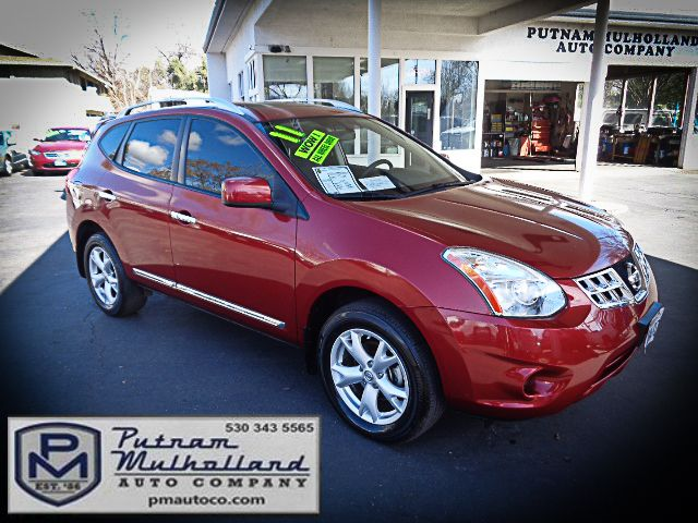 2011 Nissan Rogue SV Chico, CA