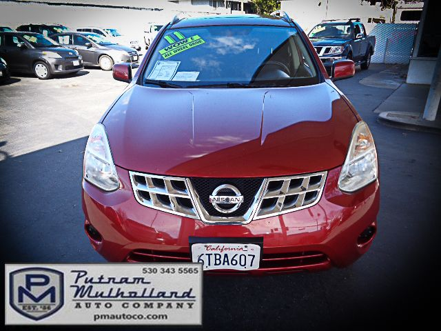 2011 Nissan Rogue SV Chico, CA 1