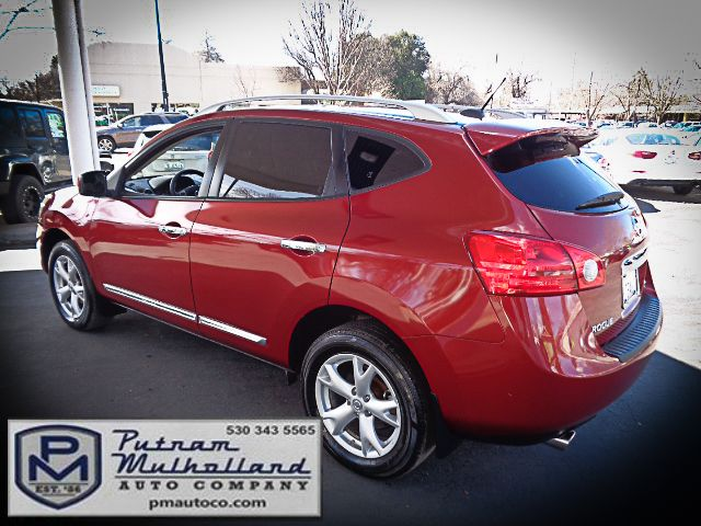 2011 Nissan Rogue SV Chico, CA 4