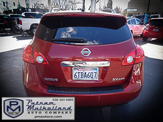 2011 Nissan Rogue SV Chico, CA 5