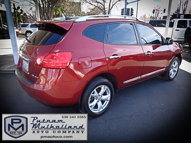 2011 Nissan Rogue SV Chico, CA 6