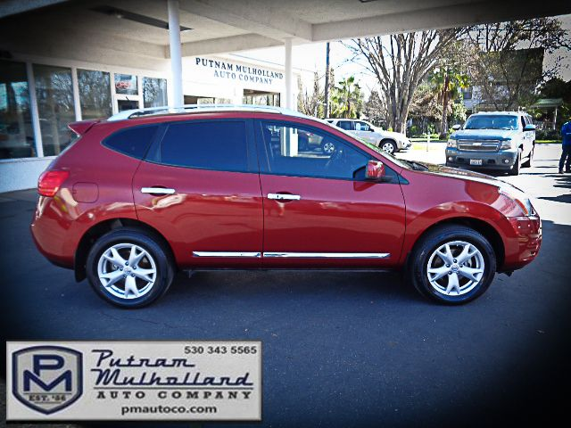 2011 Nissan Rogue SV Chico, CA 7
