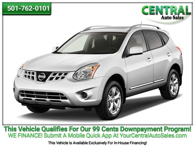 2011 Nissan Rogue S   Hot Springs, AR   Central Auto Sales in Hot Springs AR