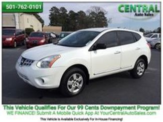 2011 Nissan Rogue S | Hot Springs, AR | Central Auto Sales in Hot Springs AR