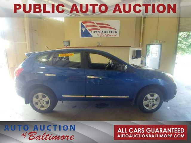 2011 Nissan Rogue S | JOPPA, MD | Auto Auction of Baltimore  in Joppa MD