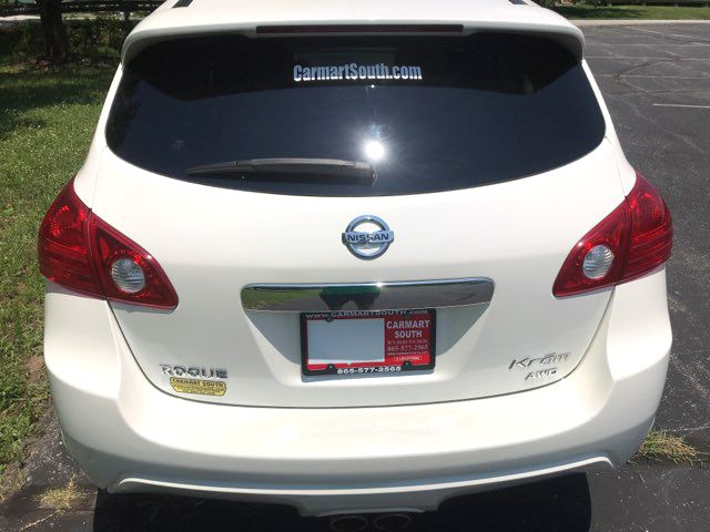 2011 Nissan Rogue S Knoxville, Tennessee 4