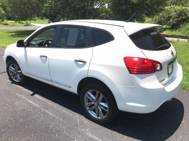 2011 Nissan Rogue S Knoxville, Tennessee 5