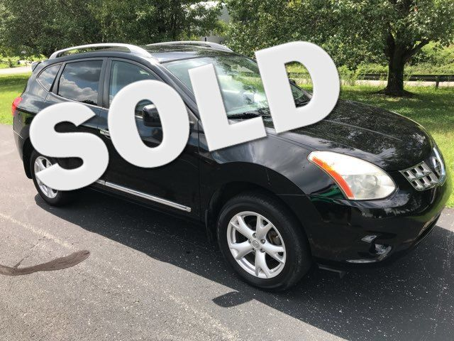 2011 Nissan Rogue SV Knoxville, Tennessee