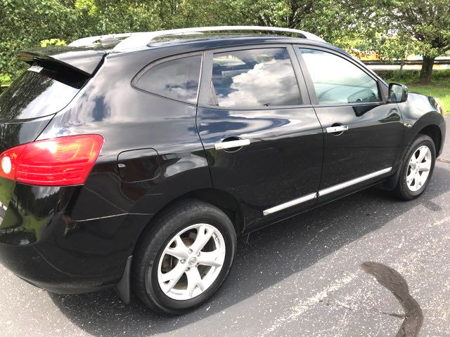2011 Nissan Rogue SV Knoxville, Tennessee 3