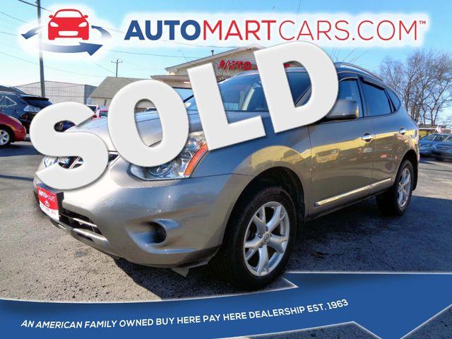 2011 Nissan Rogue SV | Nashville, Tennessee | Auto Mart Used Cars Inc. in Nashville Tennessee