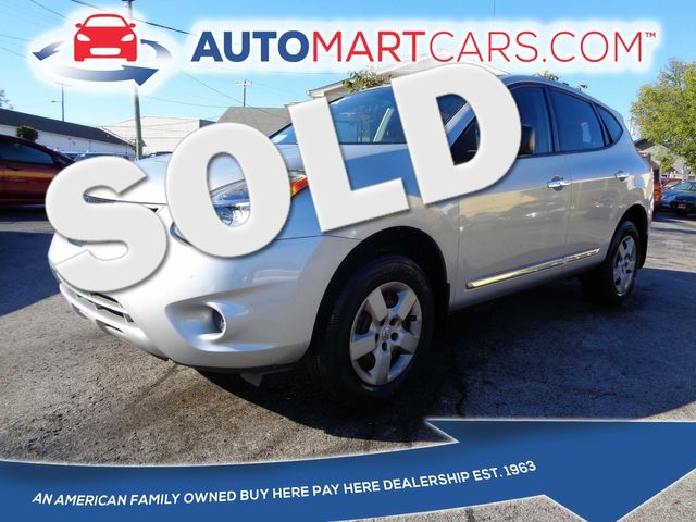 2011 Nissan Rogue S | Nashville, Tennessee | Auto Mart Used Cars Inc. in Nashville Tennessee