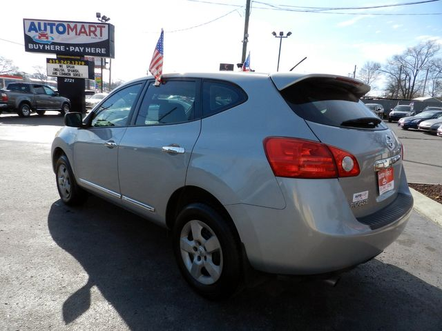 2011 Nissan Rogue S in Nashville, Tennessee 37211