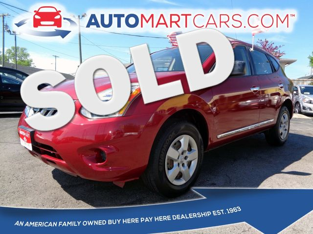 2011 Nissan Rogue S | Nashville, Tennessee | Auto Mart Used Cars Inc. in Nashville Tennessee