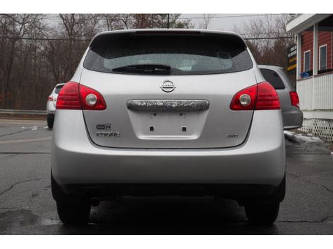 2011 Nissan Rogue S | Whitman, MA | Martin's Pre-Owned Auto Center in Whitman, MA