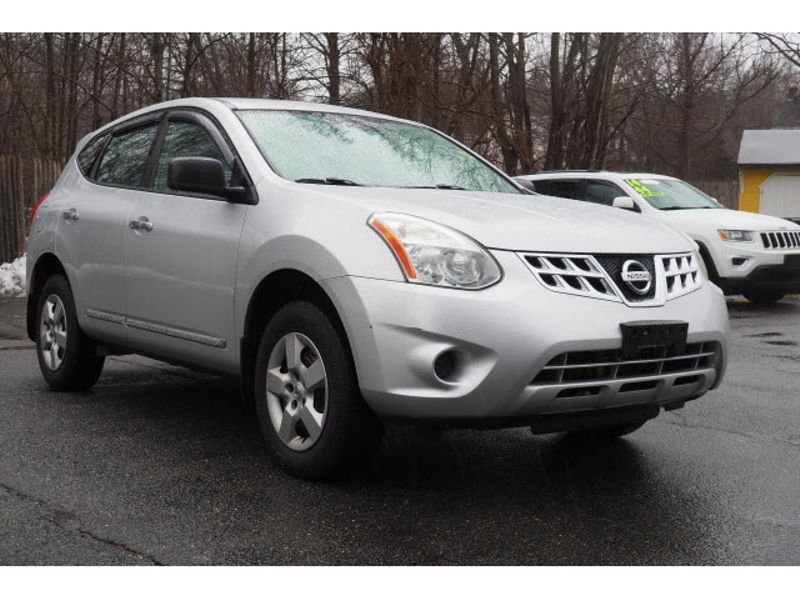 2011 Nissan Rogue S | Whitman, MA | Martin's Pre-Owned Auto Center