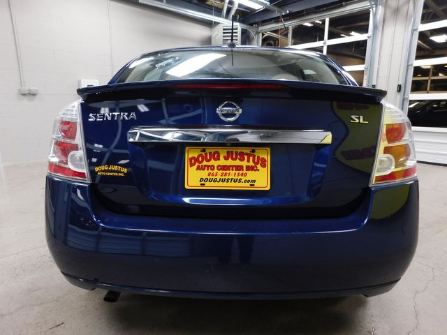 2011 Nissan Sentra 2.0 SL in Airport Motor Mile ( Metro Knoxville ), TN 37777