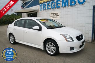 2011 Nissan Sentra 2.0 SR in Bentleyville Pennsylvania, 15314