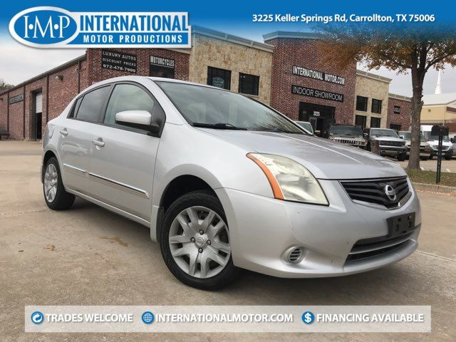 2011 Nissan Sentra Base in Carrollton, TX 75006