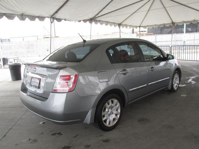 2011 Nissan Sentra 2.0 S Gardena, California 2