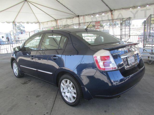 2011 Nissan Sentra 2.0 S Gardena, California 1