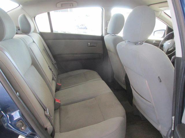 2011 Nissan Sentra 2.0 S Gardena, California 12