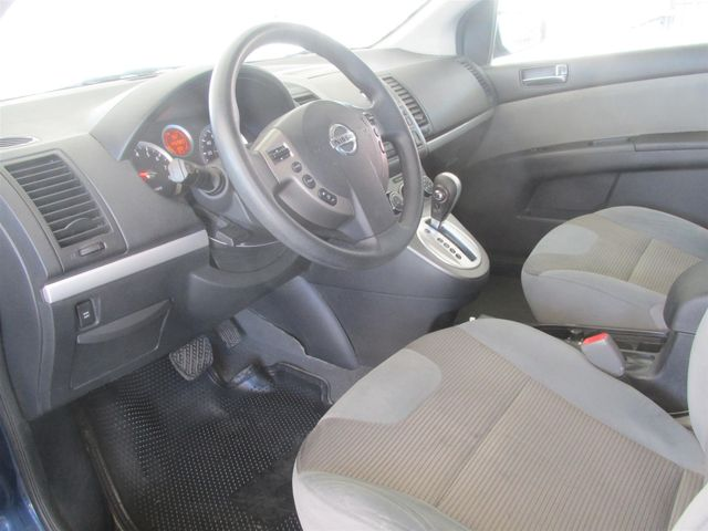 2011 Nissan Sentra 2.0 S Gardena, California 4