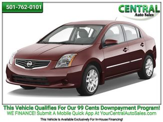 2011 Nissan Sentra 2.0 S | Hot Springs, AR | Central Auto Sales in Hot Springs AR