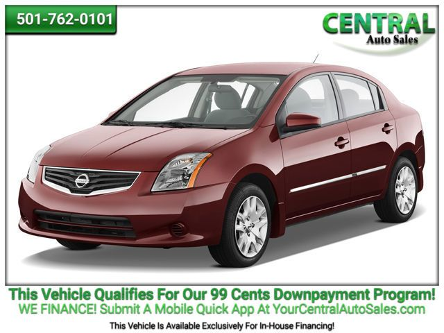 2011 Nissan Sentra 2.0 SR | Hot Springs, AR | Central Auto Sales in Hot Springs AR