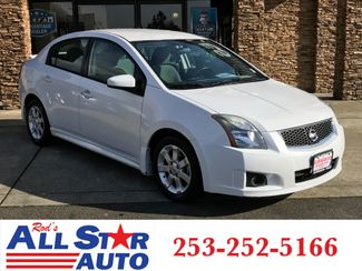 2011 Nissan Sentra 2.0 SR in Puyallup Washington, 98371