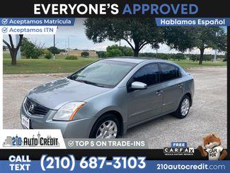2011 Nissan Sentra 2.0 S in San Antonio, TX 78237