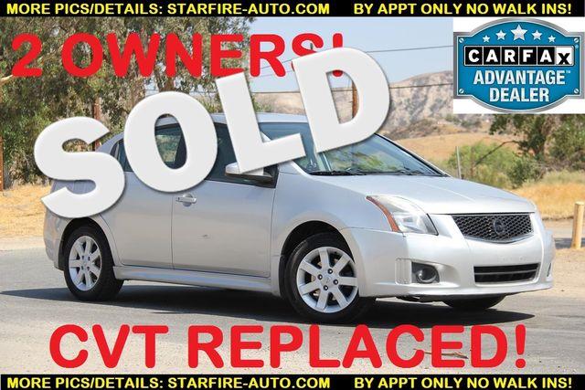 2011 Nissan Sentra 2.0 SR Santa Clarita, CA