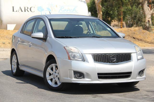 2011 Nissan Sentra 2.0 SR Santa Clarita, CA 3