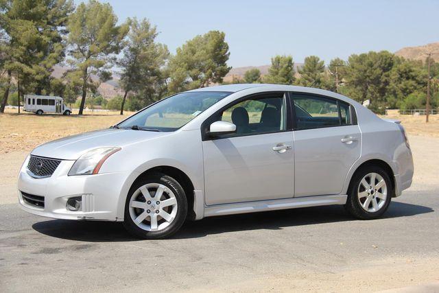 2011 Nissan Sentra 2.0 SR Santa Clarita, CA 1