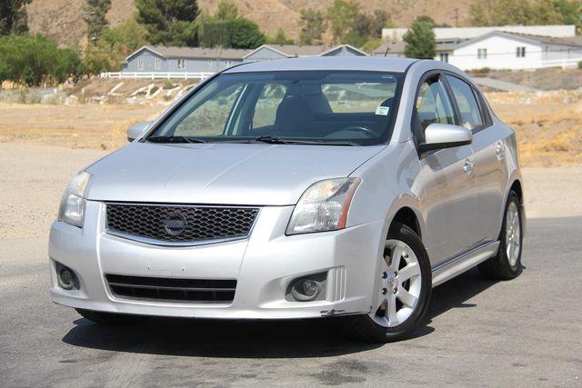 2011 Nissan Sentra 2.0 SR Santa Clarita, CA 4