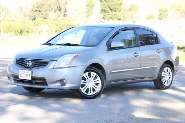 2011 Nissan Sentra 2.0 S Santa Clarita, CA 1