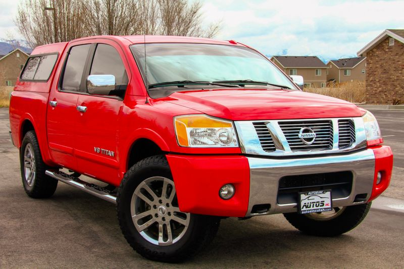 2011 Nissan Titan SL Texas 4x4  city Utah  Autos Inc  in , Utah