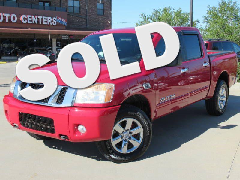 2011 Nissan Titan SV | Houston, TX | American Auto Centers in Houston TX