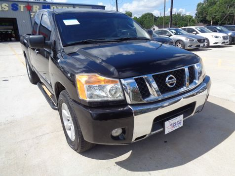 2011 Nissan Titan SV in Houston