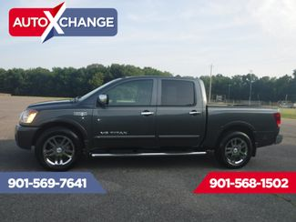 2011 Nissan Titan SL Heavy Metal Chrome in Memphis, TN 38115