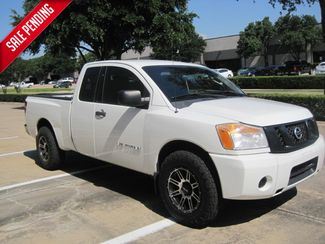 2011 Nissan Titan King Cab S, Clean Carfax, Alloys, Only 80k Miles in Plano, Texas 75074