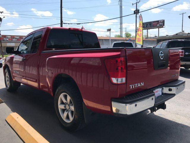 2011 Nissan Titan SV in San Antonio, TX 78212