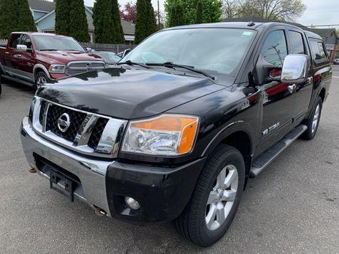 2011 Nissan Titan SL in West Springfield, MA