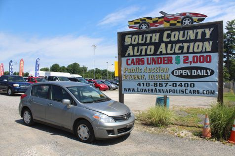 2011 Nissan Versa 1.8 S in Harwood, MD