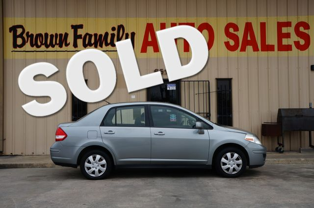 2011 Nissan Versa 1.8 S | Houston, TX | Brown Family Auto Sales in Houston TX